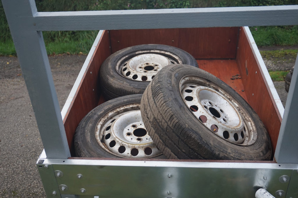 "VW T4 16"" Vito Wheels"