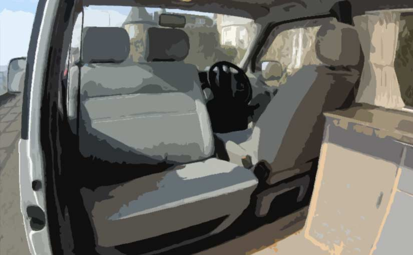 Double Swivel Seat - VW T4 Blog
