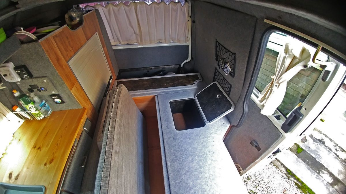 A Different VW T4 Layout - VW T4 Blog
